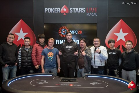 PokerStars MPC28: Red Dragon Final Table Set, $30,000 Platinum Pass Awaits